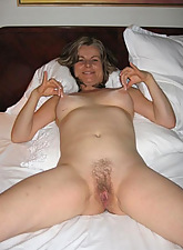 Mature aggravation wants hard fuck and cum!