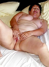Amateurish granny porn